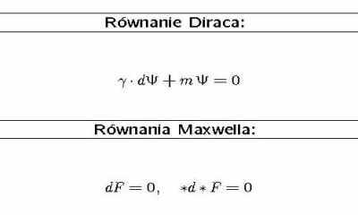 Dirac-Maxwell